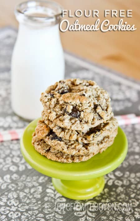 Flour Free Cookie Recipe