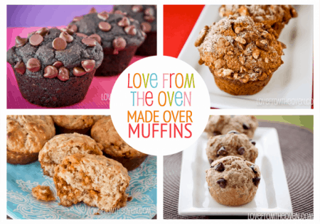 Muffin Recipes at Love From The Oven