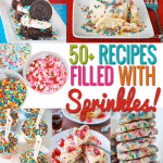 Recipes With Sprinkles