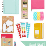 Pretty Organization – Sweet This Week