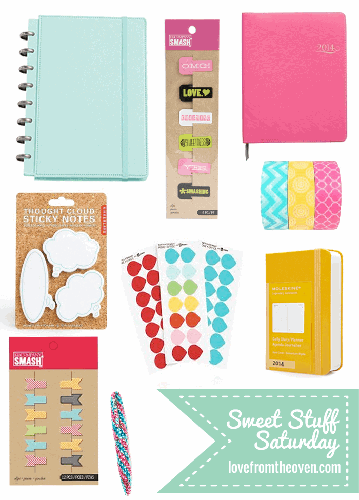 Sweet Stuff Saturday Calendars And Planners