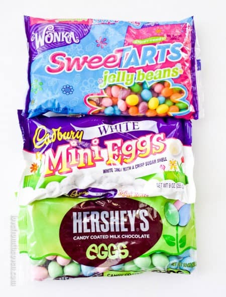Easter Candy at Target