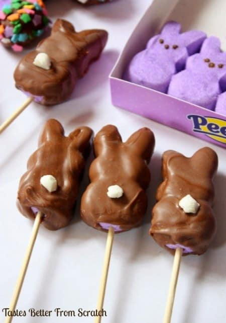 Chocolate Dipped Peeps