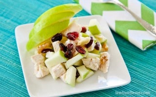 Chicken Walnut Salad