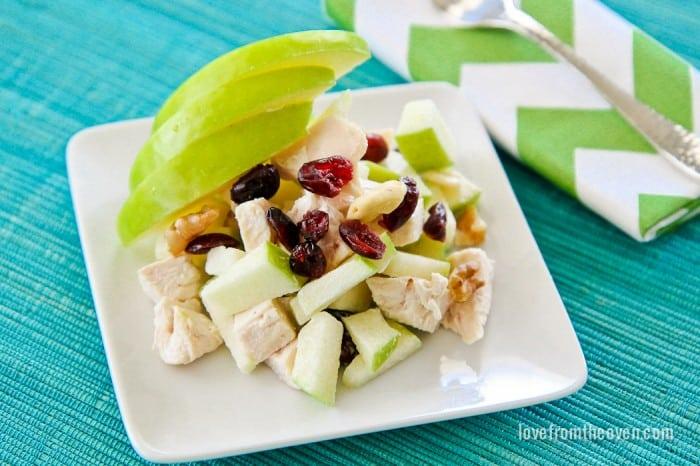Chicken Walnut Salad