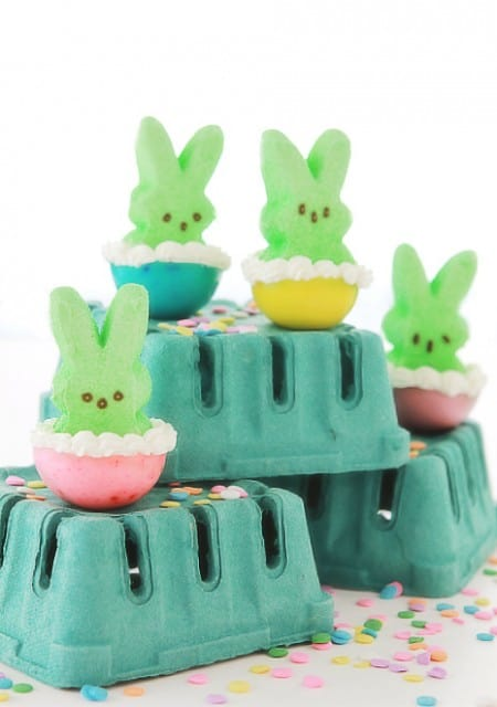 PEEPS Stuffed Jello Shots