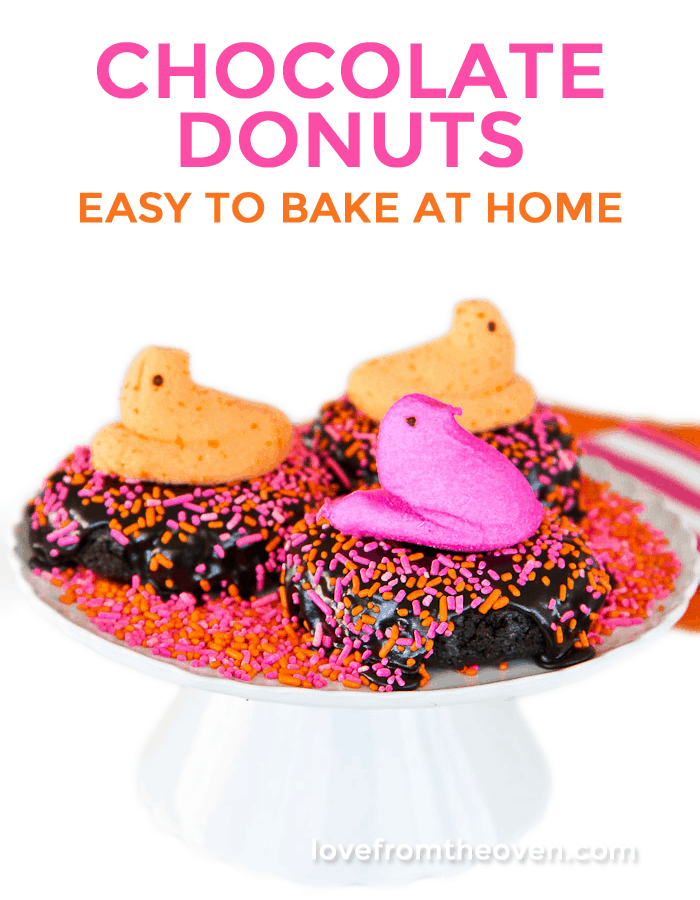 Easy Chocolate Donut Recipes