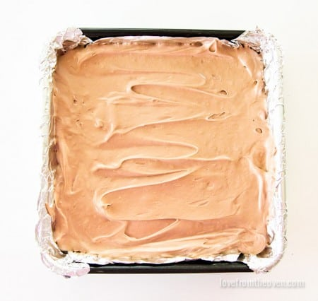 Love From The Oven Chocolate Mousse Squares-4