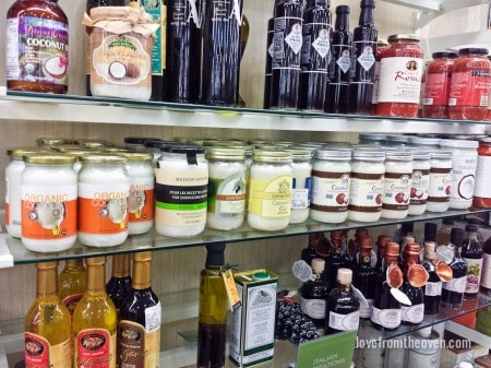 Coconut Oil at HomeGoods