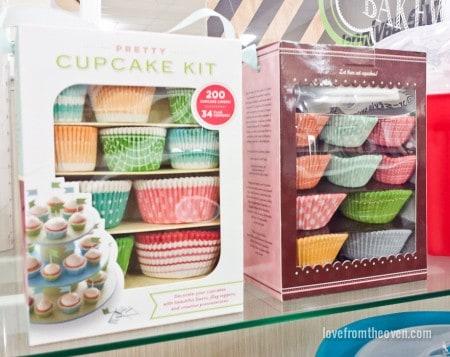 Cupcake Liner Sets