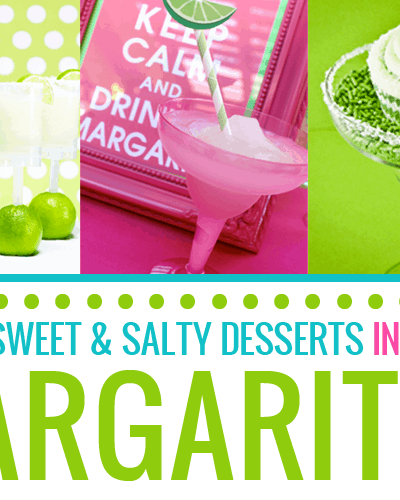 Margarita Desserts And A Lime Shortage