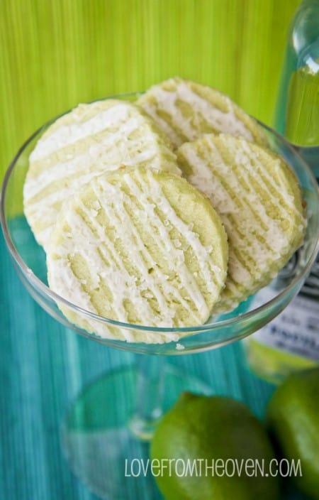 Margarita Cookie Recipe
