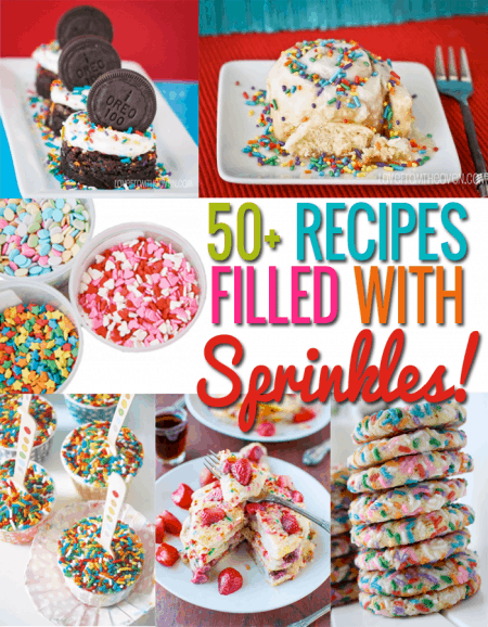Sprinkle Recipes
