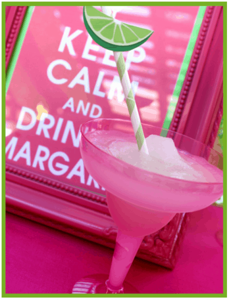 Margarita Party Styling