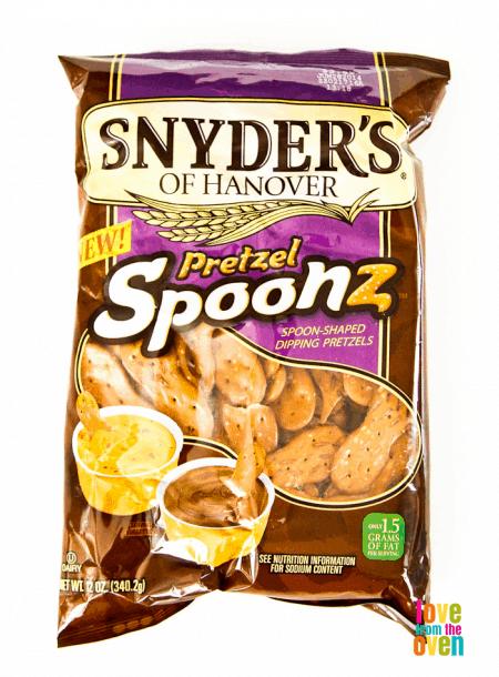 Snyders Pretzel Spoonz