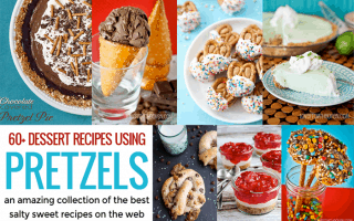 The Best Pretzel Dessert Recipes