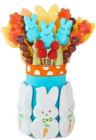 PEEPS Fruit Bouquet