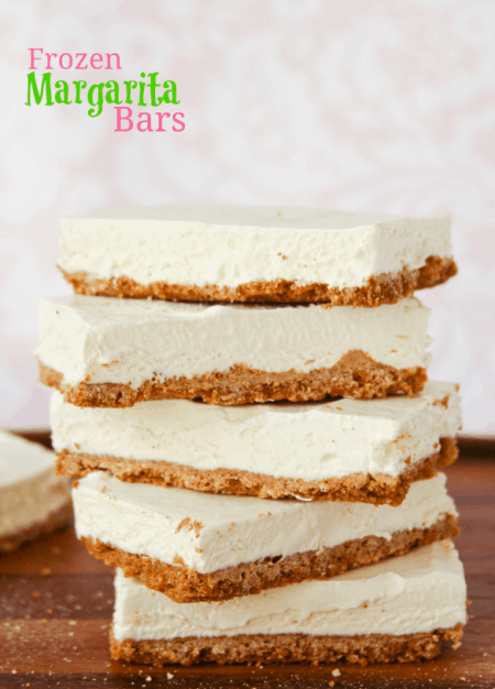 Margarita Pie Bars