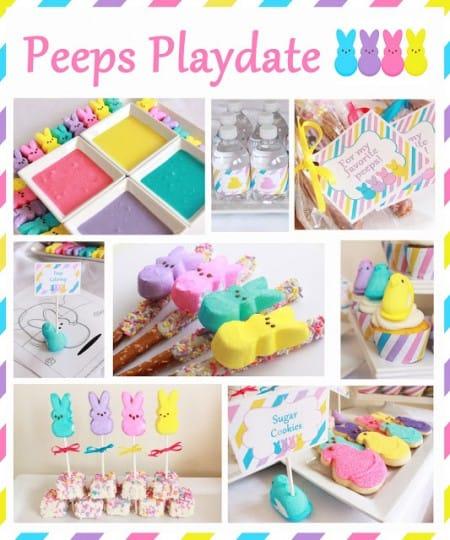 Peeps Playdate