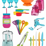 Colorful Kitchen Accessories – Fun Friday Finds