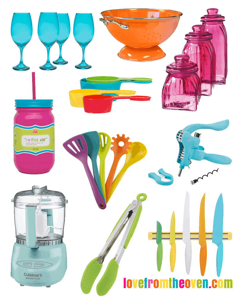 bright coloured kitchen accessories colorful kitchen accessories friday finds 4908
