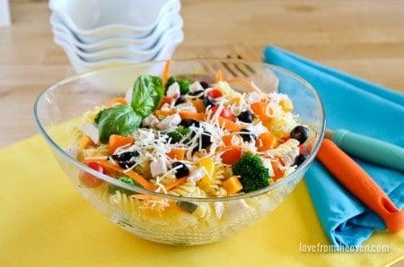 Recipe For Pasta Salad