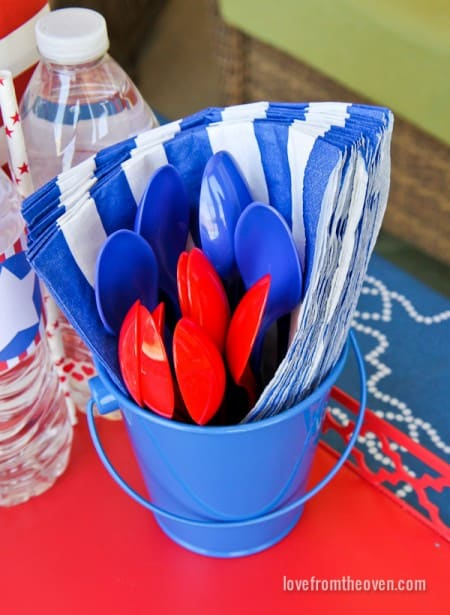 Red White And Blue Ideas