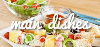 Main & Side Dish Recipes
