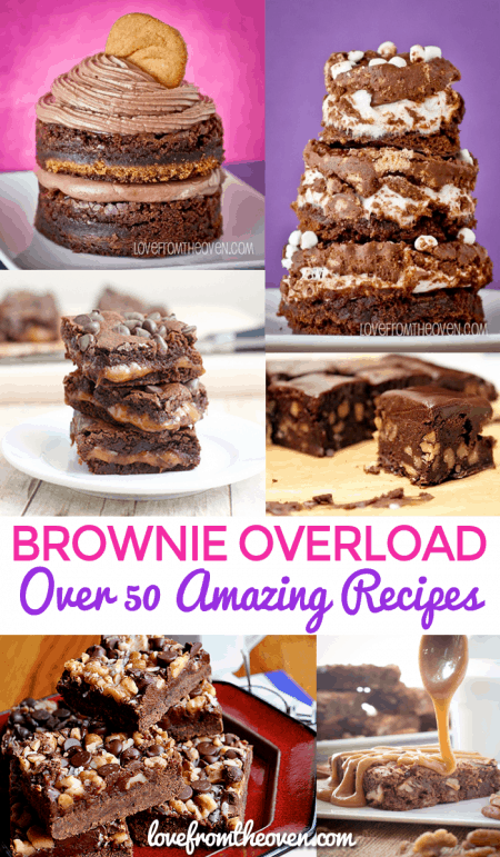 Brownie Recipe Collection