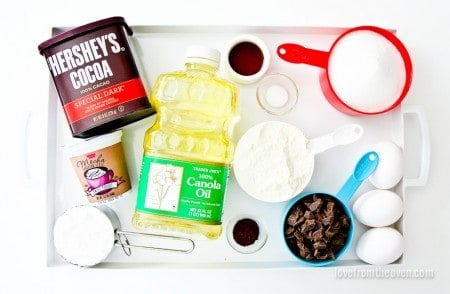 One Bowl Delicious Brownie Recipe