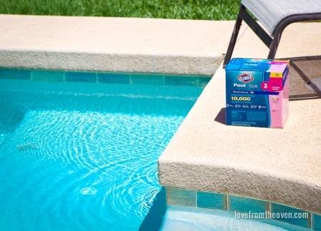 Clorox Pool And Spa