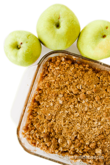 Easy And Delicious Apple Crumble Recipe