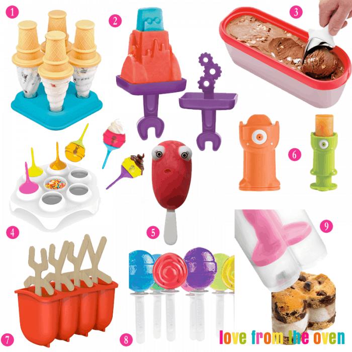Fun Frozen Treats - So Many Fun Ones To Make
