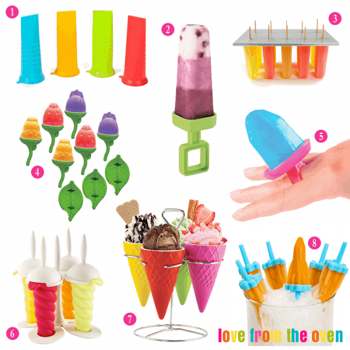 Sweet Summer Finds For Making Frozen Treats