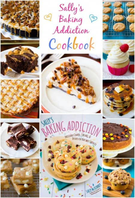 Sally's Baking Addiction Cookbook