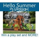 Hello Summer Instagram Giveaway