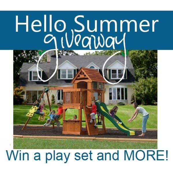 hello summer giveaway ig