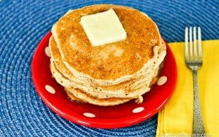 Easy Homemade Pancake Recipe