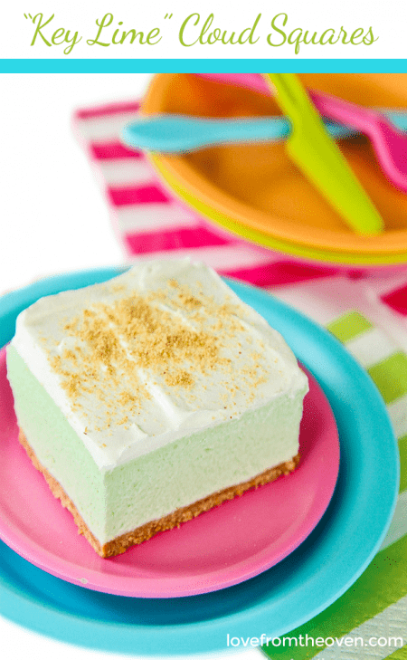"Easy ""Key Lime"" Squares Recipe"