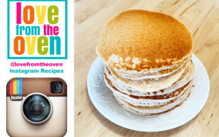 Love From The Oven Instagram Recipes