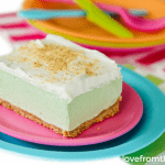 "Enjoying ""Key Lime"" Cloud Squares"