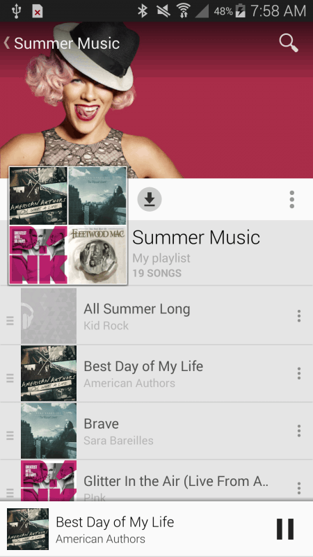 Summer Music #spreadthehappy