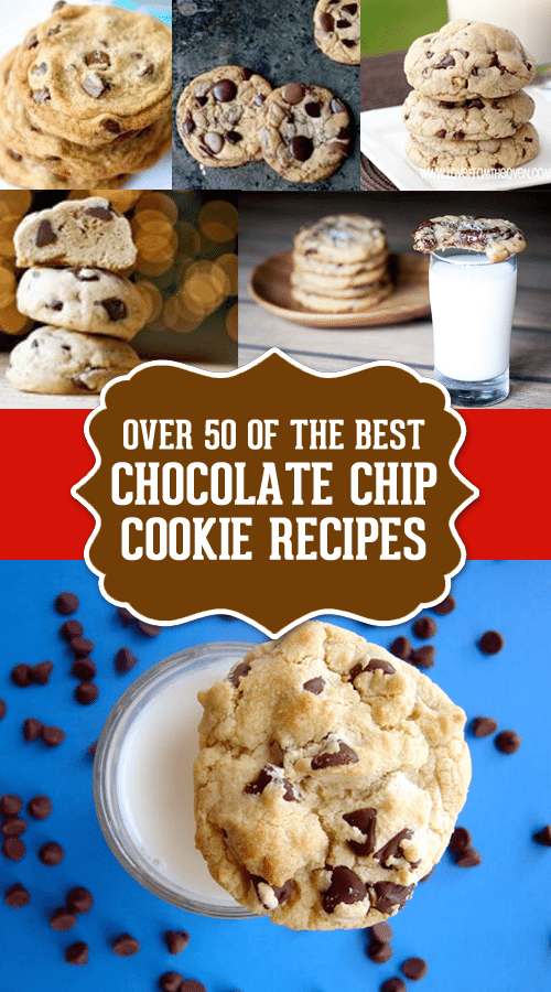 The best chocolate chip cookie recipes!