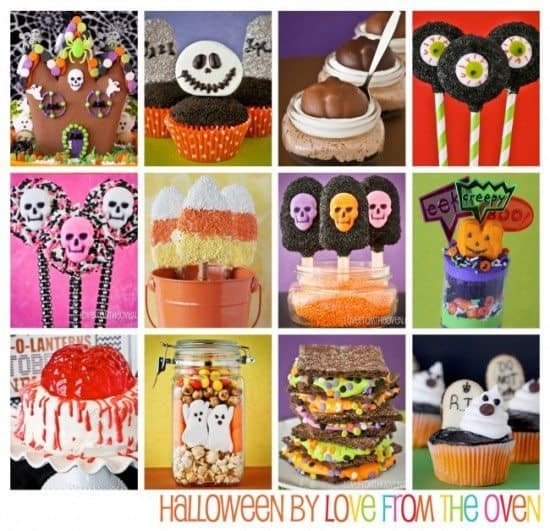 Halloween Recipes and Baking Ideas at Love From The Oven