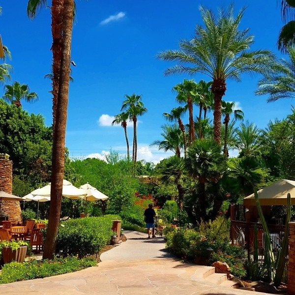Firesky Resort in Scottsdale