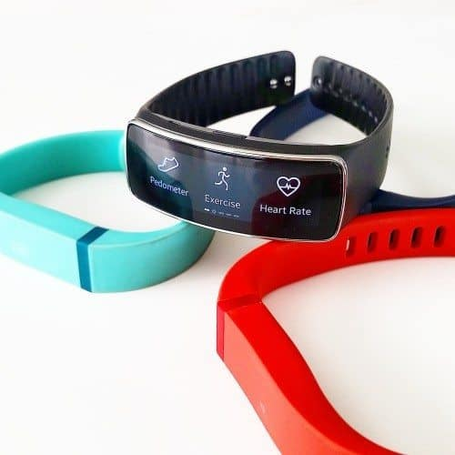 Fitbit or Samsung Gear Fit