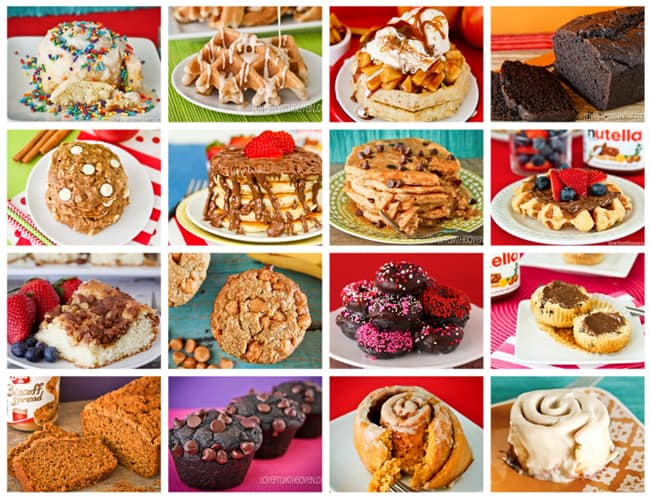 Love From The Oven Breakfast Recipes
