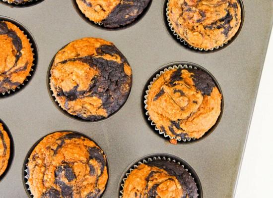 Chocolate Pumpkin Muffin Recipe