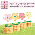 Smart Cookie Book – Fun Flower Cookies