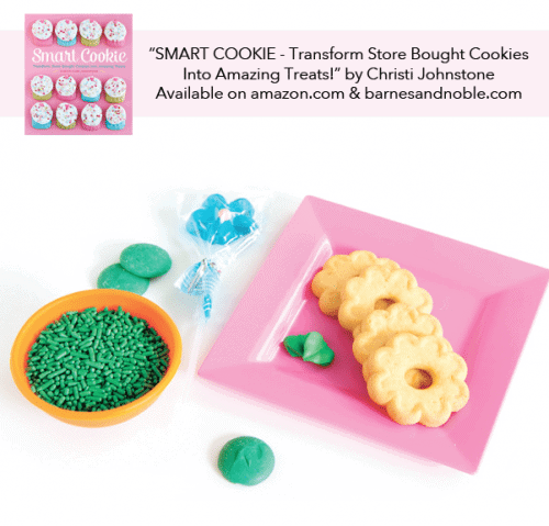 Smart Cookie Fun Flowerpot Cookies